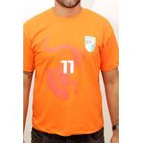 Camiseta Costa Do Marfim Drogba no Mercado Livre Brasil 62a1ca30c0e8d