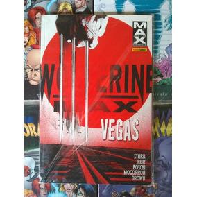 Wolverine Max Vegas