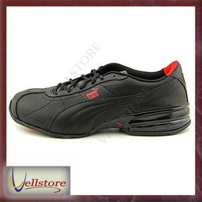 Zapatos Deportivos Puma Turin Ref 185238 18 Negros Con Gris ... 77449a946e5aa