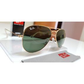 Oculo Rayban Aviador Pequeno De Sol - Óculos no Mercado Livre Brasil a17dbc100f