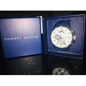 Relógio Tommy Hilfiger Silicone Azul