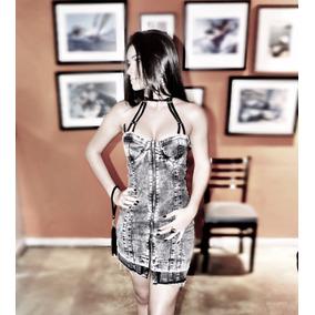 e15b7dde796 Vestido Coladinho Limelight Jeans Luxury Promoção - Vestidos Curtos ...