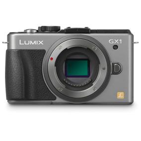 Camera Panasonic Mirrorless Gx1 De Bolso = Pronta Entrega