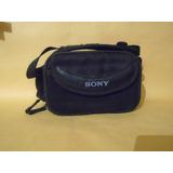 Maleta Mochila Videocamara Sony