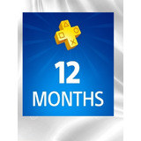 Ps Plus 12 Meses Ps4 Psn Usa Entrega Inmediata Debito