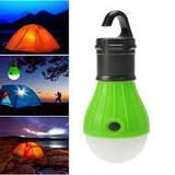 Lâmpada Led Camping Pesca Lanterna Com Gancho (nordeste)