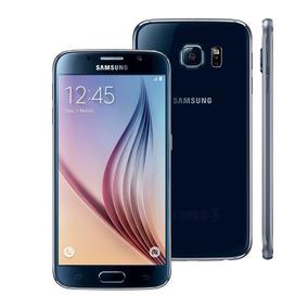 Smartphone Samsung Galaxy S6 G920i 32gb Preto Excelente 32gb