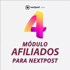 Nextpost Módulo Afiliados Instagram Completo