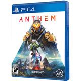 Anthem Ps4 Electronic Arts