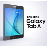 Tablet Samsung Galaxy Tab A T580 10.1 16gb + 32gb De Regalo!