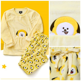 Bt21 Bts Pijama Oficial Van Chimmy Mang Tata Bts J-hope Suga