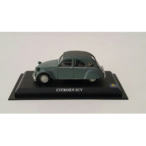 Miniatura Citroen 2cv - Del Prado Collection