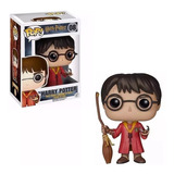 Funko Pop Harry Potter Figura #08 Con Escoba