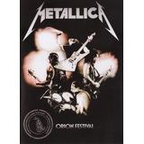 Metallica Orion Festival Concierto Dvd