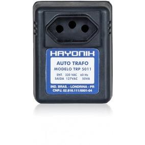 Auto Transformador Parede Trp5011 50va 110/220v Hayonik