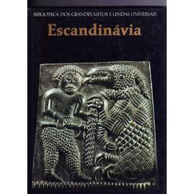 Livro Grandes Mitos E Lendas Universais Escandinávia