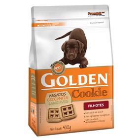 Golden Cookie Biscoito Para Cães Filhotes 400gr - Val. 05/19