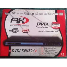 Dvd Ak En Buen Estado, Con Su Caja Y Control, Poco Uso