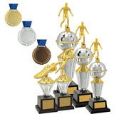 Kit Platinum Campeão Futebol Kcp2000