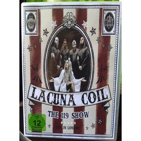 Lacuna Coil - The 119 Show Live In London (leia A Descrição)