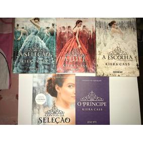 Coleção Livros A Seleção Contos 1º Volume Autografado