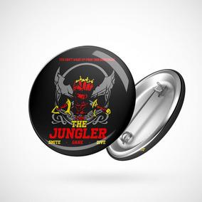 Botton Button Geek League Of Legends Jungler