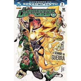 Hq Lanterna Verde Renascimento Dc N ;5
