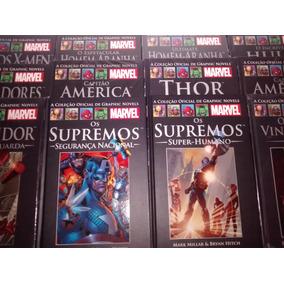 Avulsos Coleção Graphic Novel Marvel Salvat (r$25 Cada)
