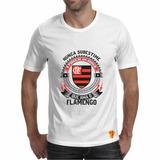 Camiseta Flamengo Masculina Nunca Subestime Amor Time