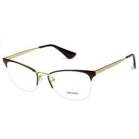 cbf0c5023ac01 Oculos Prada Luxottica Frete Grat. N. Fiscal E Garantia - Óculos no ...