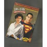 Lois & Clark As Novas Aventuras Do Superman 4ª Temporada Dvd