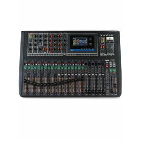 Mesa De Som Mixer Si Impact Soundcraft Digital Profissi