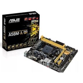 Kit Amd A4 4000 + Asus A58m-a/br + Memoria Ram 2gb