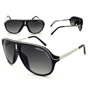 0b815ad048dc1 Oculos Solar Masculino Carrera Safari Tr90 Metal Uv400. R  120. 12x R  11. Frete  grátis