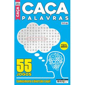 Livro Caça Ed. 01 - Fácil/médio - Caça-palavras