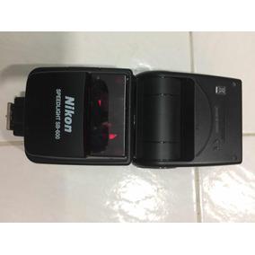 Flash Nikon Speedlight Sb 600