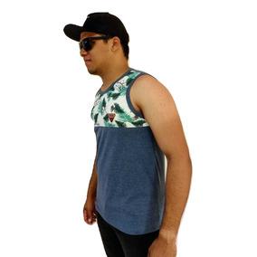 e6afd89fd5814 Camisa Regata Regular Fit 100% Algodão Malha Fio 30.1