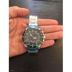 f90539f4d6c Relogio Casio Edifice Ef 550rbsp Dourado - Relógios no Mercado Livre ...