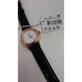 41edfd78222 Relógio Tissot Carson Lady T085.210.36.011.00. R  1.400. 12x R  116 sem  juros