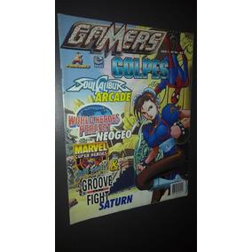 Revista Gamers Golpes Nº 8 Ano 1 Perfeito Estado