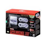 Consola Super Nintendo Snes Classic Edition 21 Juegos Hdmi