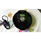 Discman Walkman Sony D-ne500 Mp3 Con Control Remoto