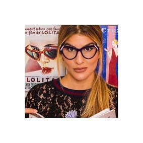 Armacao Oculos Adriane Galusteu Feminina - Óculos no Mercado Livre ... fa26ddba70