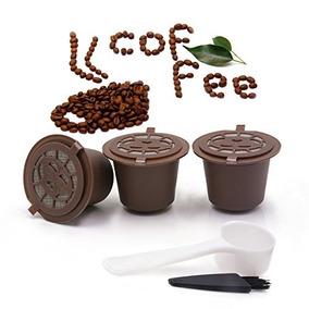 Capsulas Nespresso Rellenables en Mercado Libre México