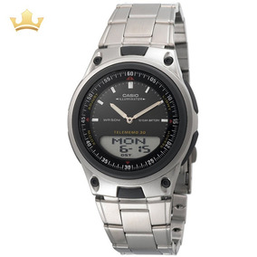 c22f615197f Relógio Casio Aw 80d 2avdf - Relógios no Mercado Livre Brasil