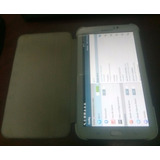 Tablet Samsung Galaxy Tab3 8gb + Microsd 4gb + Funda