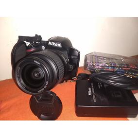 Nikon D3200 Em Perfeito Estado E Funcionamento Em 12x Semjur
