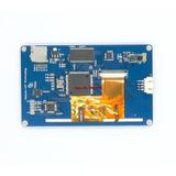 Tela Lcd Nextion 3.5 Tft 480x320 Touch Arduino Raspberry Pi3