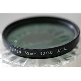 Filtro Tiffen 52mm Dn 0.6 U.s.a