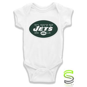 ff0626b6a6 Body Infantil New York Jets Nfl Futebol Americano